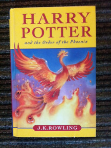 2 Harry Potter Books for sale.