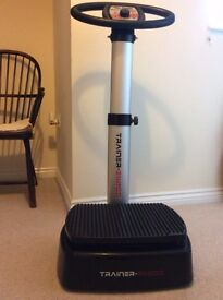 Vibration Plate Trainer ES200 - Good Condition, barely used