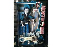 Monster High Doll - Invisi Billy - Scare Mester - BNIB - £10