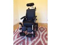 Icon 120 Wheelchair