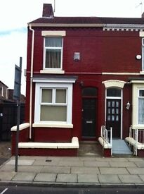 40 June Road, L6 4DB, 2 bed terrace off July Road, C/H and D/G