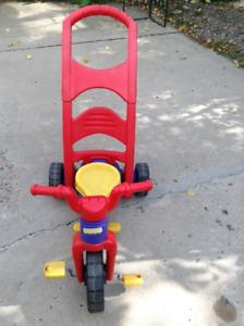 Fischer Toddler Bike