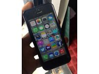 iPhone 5s 32gb unlocked no scratches on screen