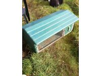 Plastic pet house for chickens, rabbit or similar £10
