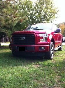 2015 Ford F-150 XLT Sport SuperCrew Pickup Truck 5.0!!!!