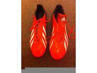 Adidas F10 Football boots Size 12.5