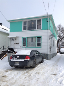 Multi family includes two apartments, three bedrooms