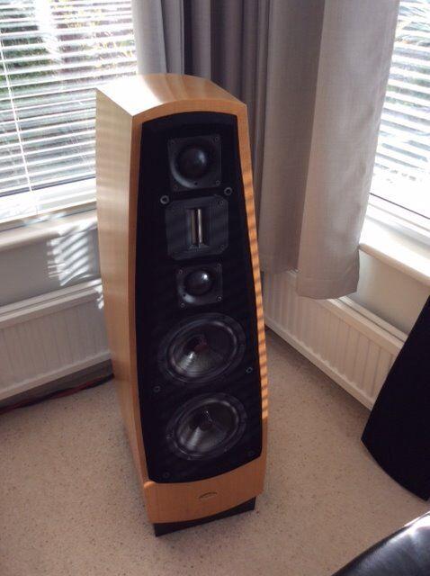 Lumley Lampros 300 Ab High End Loudspeakers In Redruth