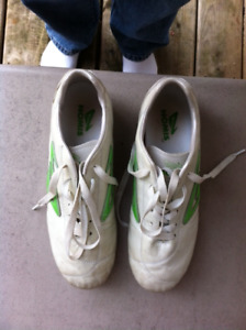 High End Soccer Cleats - never worn