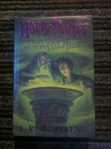 HARRY POTTER Books for sale. (3 hardcover books).