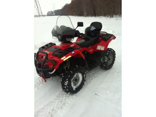 Used 2005 Bombardier Outlander xt max 400