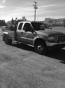 2004 F350 Extended Cab 4x4