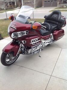 Honda Goldwing GL1800, 30th Anniversary Edition,