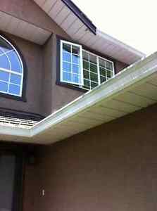 Gutter And Siding Scrubbing (No Chemicals Or Ladders) North Shore Greater Vancouver Area image 4