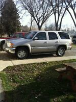**** REDUCED MUST SELL 2004 GMC Yukon 4x4 ****