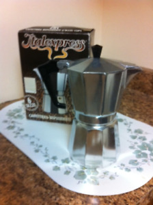 6 cup stovetop expresso maker