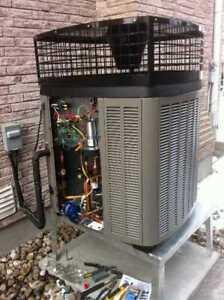 Réparation Maintenance - Thermopompe et Fournaise