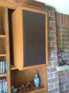 Vintage 1970s Stereo Equipment - Turntable, Speakers