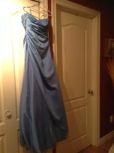 Robe de BAL bleue / PROM DRESS