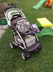 Graco Stroller from Travel System Kitchener / Waterloo Kitchener Area image 1