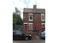 2 BEDROOM TERRACE TO LET ON CRESWELL ROAD IN DARNALL - £425 PER CALENDAR MONTH UNFURNISHED