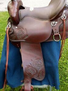 Awesome Tucker High Plains Trail saddle