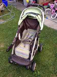 Graco Stroller from Travel System Kitchener / Waterloo Kitchener Area image 2