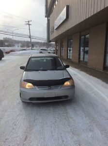 2001 Honda Civic Berline 287000km