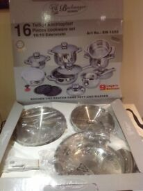 Bachmayer Cookware Set