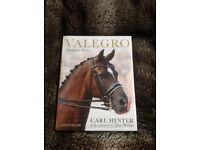 Valegro Champion Horse by Carl Hester - Brand New Book and Still Sealed - Collect from Guildford