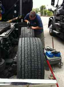 MobileTire Regrooving 22.5/24.5s Super Singles&445-Lowpro's