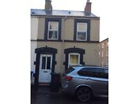 TO LET - GEORGES STREET, CITYSIDE - 2 bedroom mid terrace home.