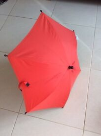 Bugaboo parasol - Orange