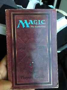 Magic the gathering players guide $4