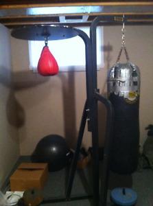 TKO Punching Bag Stand