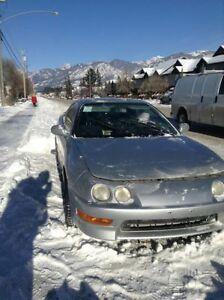 2000 Acura Integra RS Coupe (2 door)