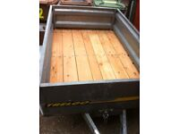TRAILER FOR SALE-- GALVANISED TIPPING TRAILER-- 5X3.3X15INCHES