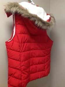 Ladies Quilted Vest-VERY STYLISH