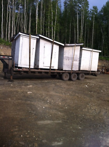 Heated and Wired Power Sheds for Sale