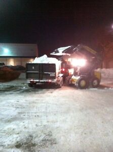 Snow Plowing Services by Aok London Ontario image 3