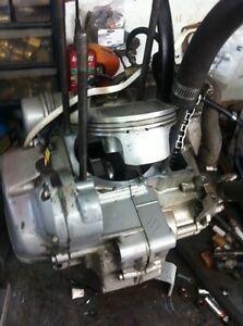 moteur ds 650
