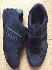 Klondike Leather Trainers Size 6.5/40