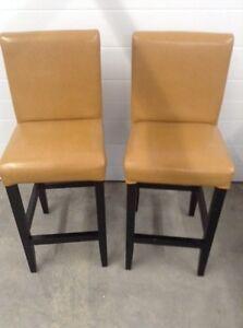 Bar Height Chairs X 3 Moose Jaw Regina Area image 2