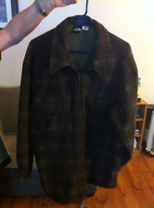 Vintage North Face Bolo Sweater Jacket