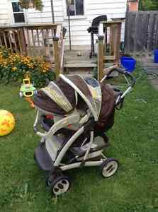 Graco Stroller from Travel System Kitchener / Waterloo Kitchener Area image 5