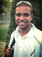 Certified, Mobile Tennis Instructor & Hitting Partner For Hire