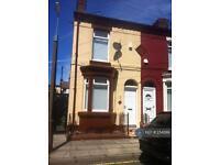 2 bedroom house in Grosvenor Road, Liverpool, L4 (2 bed)