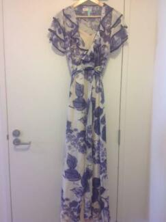 Alannah Hill Floral Dress