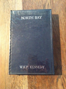 North Bay W.K.P. Kennedy book circa 1961 *new condition