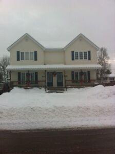 Duplex for rent in Moncton